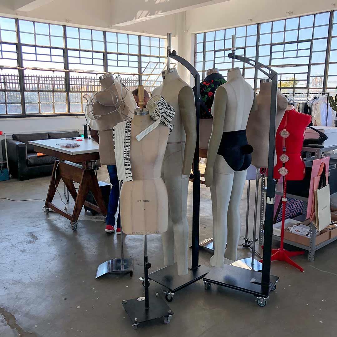 Roman Handt new atelier
